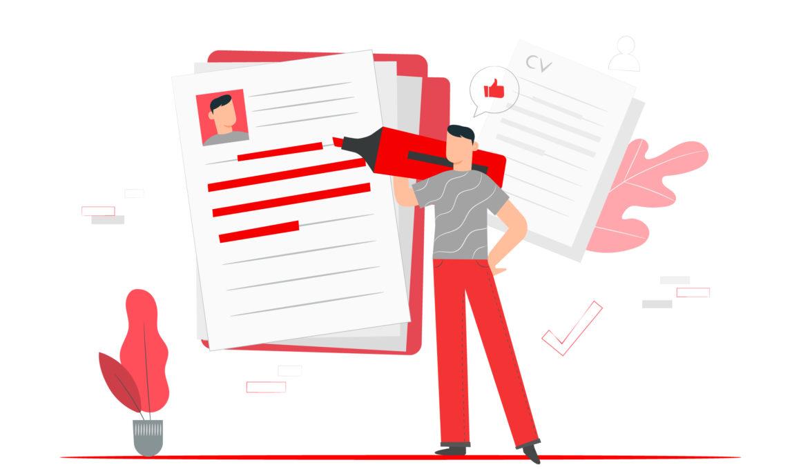 İse Alinmanizi Saglayacak CV Hazirlama Teknikleri