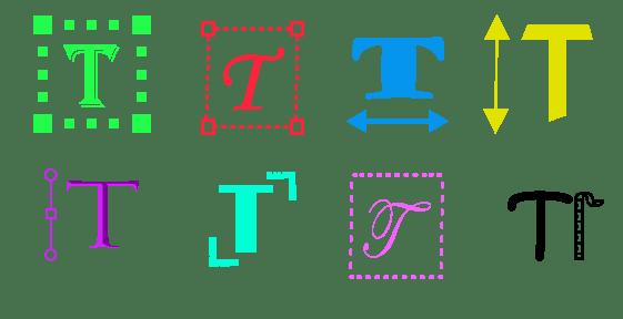 cv yazı fontlari