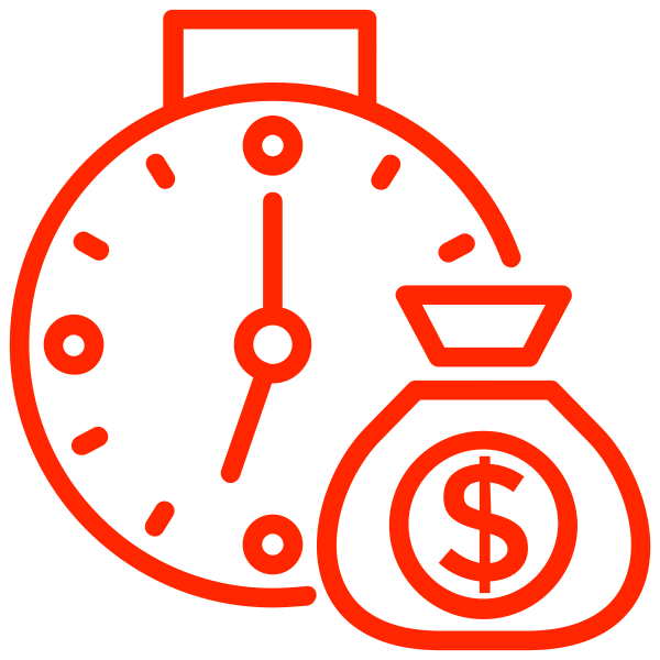 zaman-para-ikonu