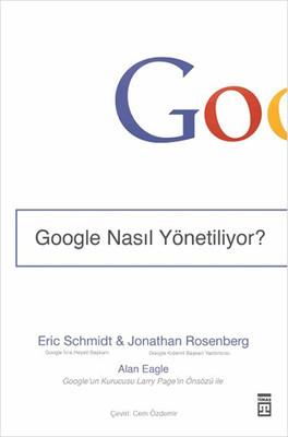 google nasil yonetiliyor kitap
